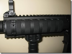 DYTAC Battle Rail Cover